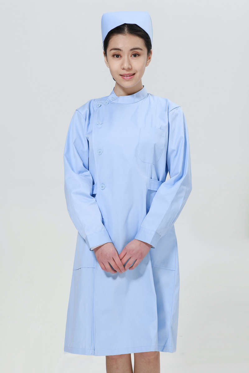 蓝色龙8娱乐最新网址冬款右偏襟立领