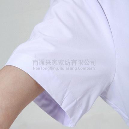 白色龙8娱乐最新网址夏款大娃娃领